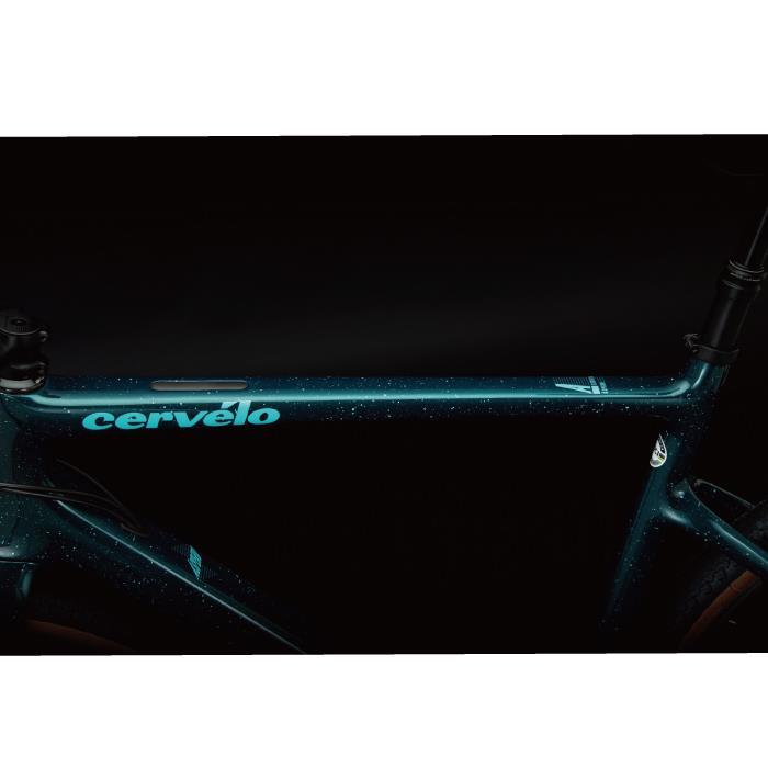 Cervelo (サーベロ) 2020モデル ASPERO DISC GRX1 ダークティール 650Bサイズ51(170-175cm) ロードバイク
