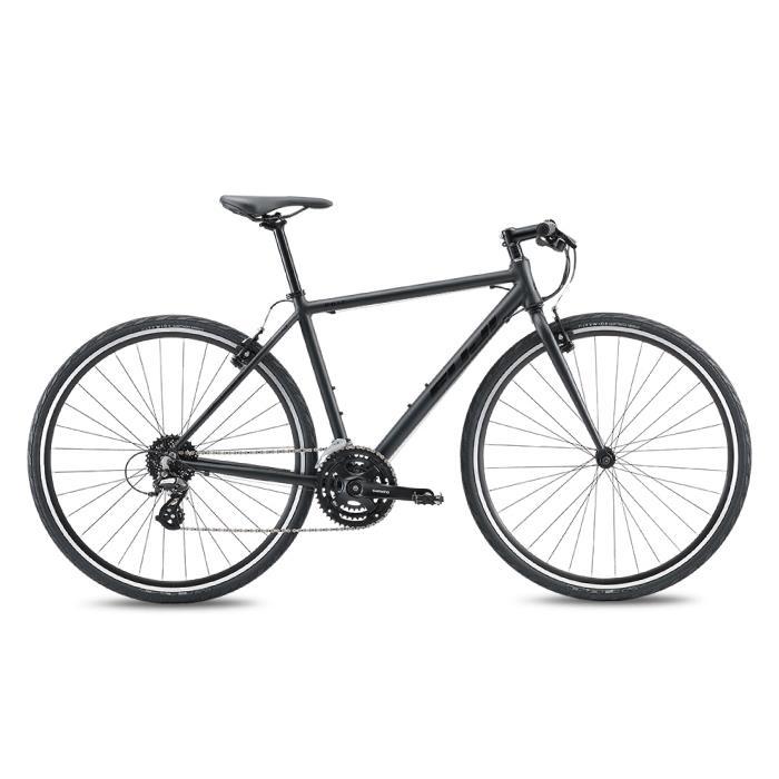 FUJI (フジ) 2020モデル RAIZ マットブラック サイズ21(178-186cm) クロスバイク