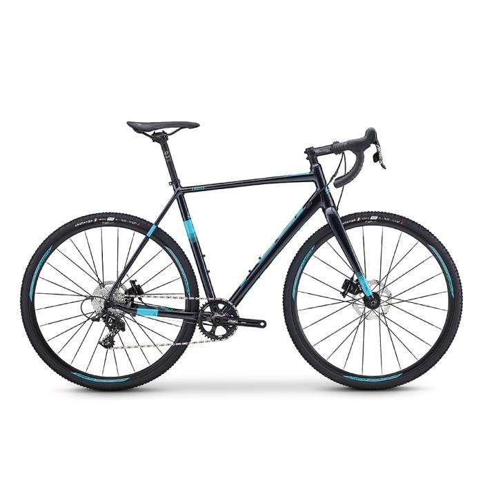 FUJI (フジ) 2020モデル CROSS 1.3 コズミックブラック サイズ52(171-176cm) シクロクロスバイク