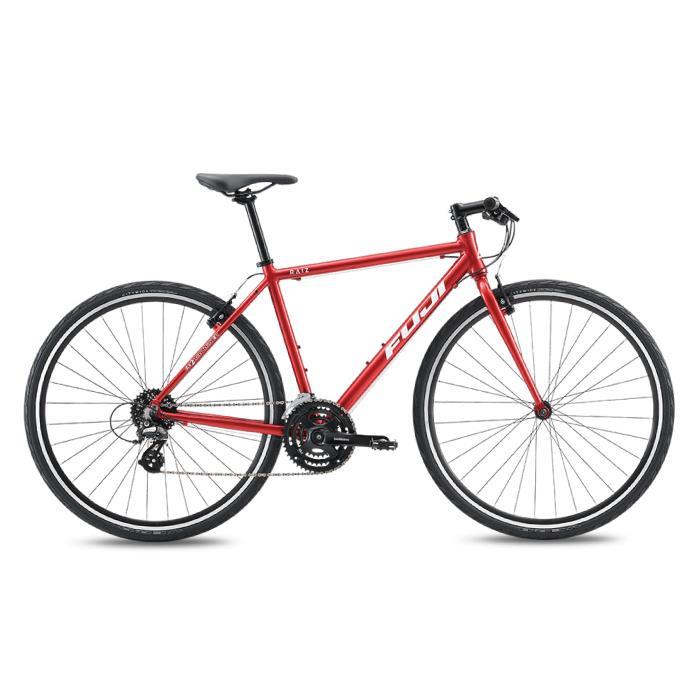 FUJI (フジ) 2020モデル RAIZ ブリリアントレッド サイズ19(170-180cm) クロスバイク
