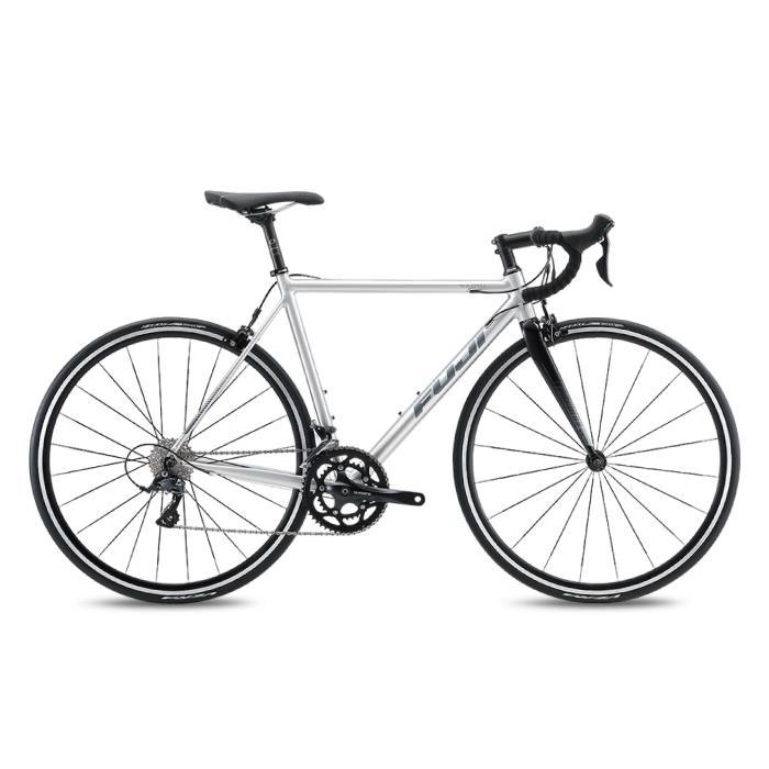 FUJI (フジ) 2020モデル NAOMI ブラッシュド アルミニウム サイズ54(173-178cm) ロードバイク