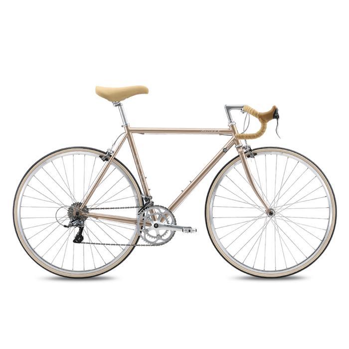 【バラッドR】 FUJI (フジ) 2020モデル BALLAD R シャンパンゴールド サイズ56(178-183cm) ロードバイク