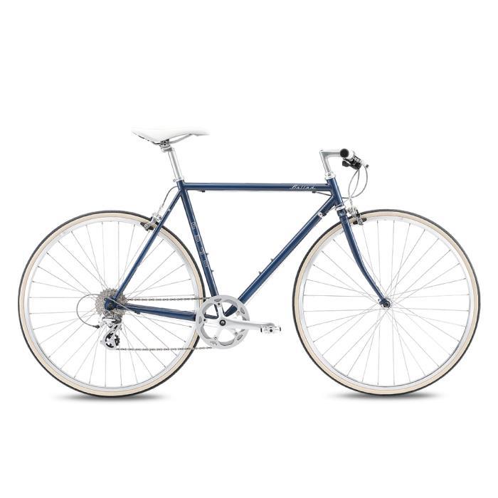 FUJI (フジ) 2020モデル BALLAD ネイビー サイズ43(158-163cm) クロスバイク