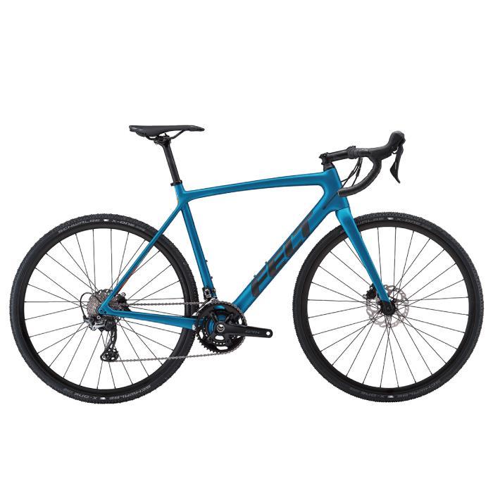 FELT (フェルト) 2020モデル FX ADVANCED GRX600 サテンアクア サイズ530(173-178cm) ロードバイク