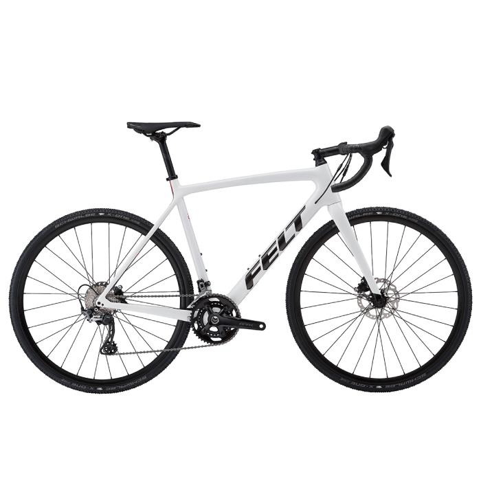 FELT (フェルト) 2020モデル FX ADVANCED GRX600 ホワイト サイズ470(165-170cm) ロードバイク