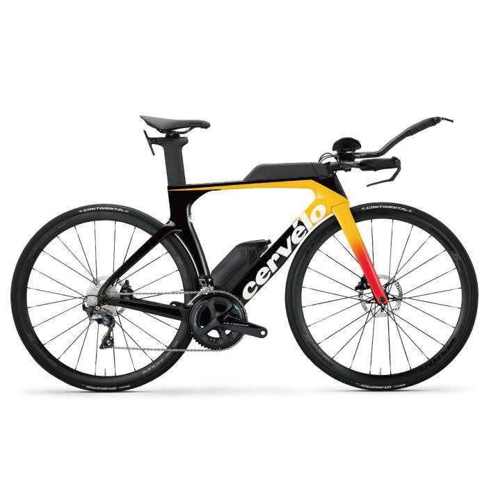 Cervelo (サーベロ) 2020モデル Pシリーズ DISC R8000 ライトオレンジ サイズ54(175-180cm) ロードバイク