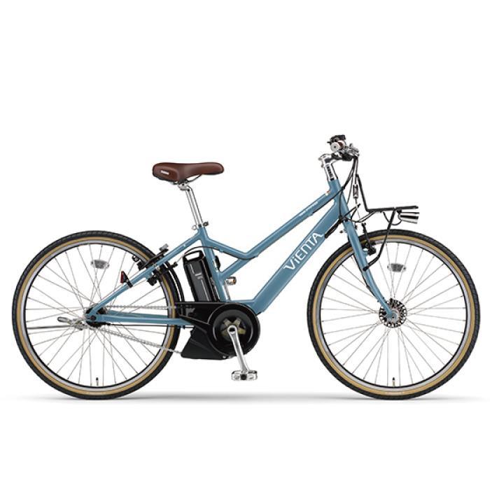 YAMAHA(ヤマハ) 2019モデル PAS Vienta5 ヴィエンタ パウダーブルー 26型 電動アシスト自転車