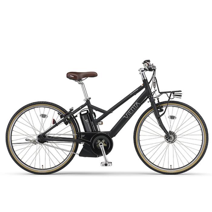 YAMAHA(ヤマハ) 2019モデル PAS Vienta5 ヴィエンタ マットブラック 26型 電動アシスト自転車