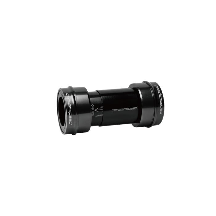 CeramicSpeed (セラミックスピード) PF30 SRAM DUB用 ブラック ボトムブラケット