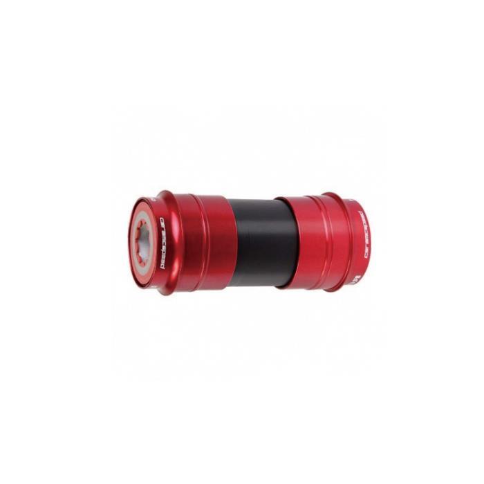 CeramicSpeed (セラミックスピード) PF30 SRAM GXP用 レッド ボトムブラケット