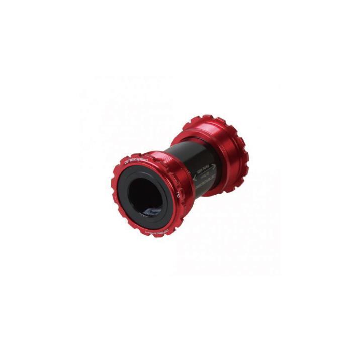 CeramicSpeed (セラミックスピード) BB T45 SRAM GXP用 レッド ボトムブラケット