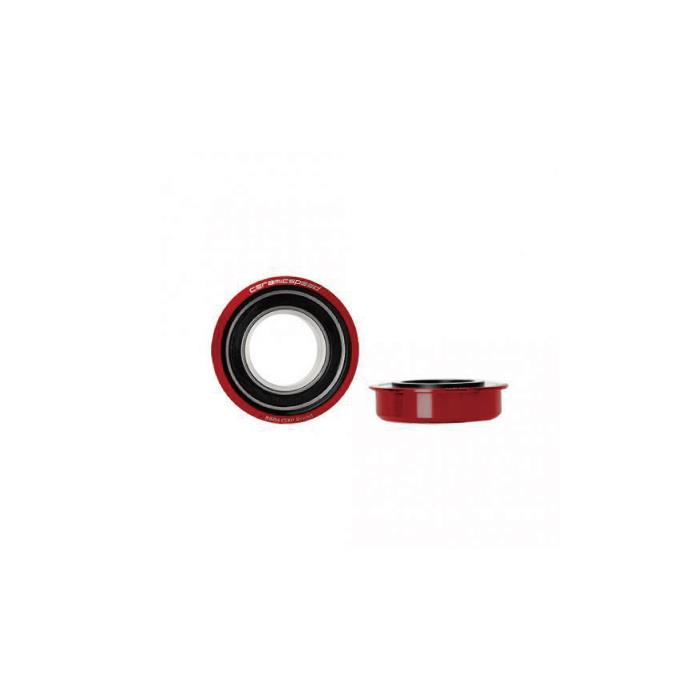 CeramicSpeed (セラミックスピード) PF BB86 COATED SRAM GXP用 レッド ボトムブラケット