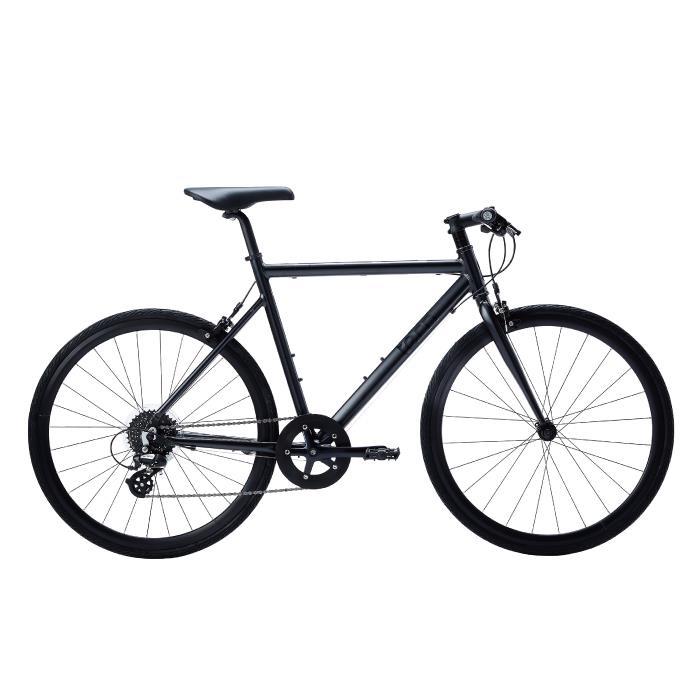 TERN (ターン) 2020モデル CLUTCH クラッチ 650C マットブラック サイズ480 (155-165cm) クロスバイク