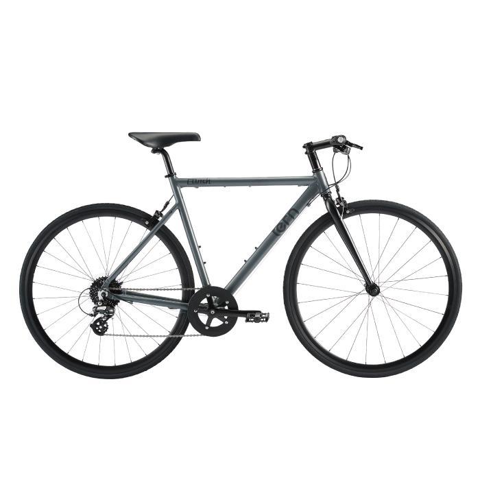 TERN (ターン) 2020モデル CLUTCH クラッチ 650C マットグレー サイズ420 (145-155cm) クロスバイク