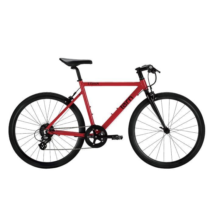 TERN (ターン) 2020モデル CLUTCH クラッチ 650C レッド サイズ420 (145-155cm) クロスバイク