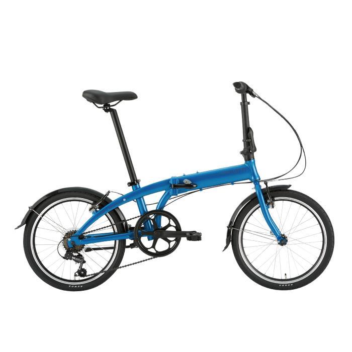 TERN (ターン) 2020モデル LINK A7 リンク ブルー/グレー (142-190cm) 折畳自転車
