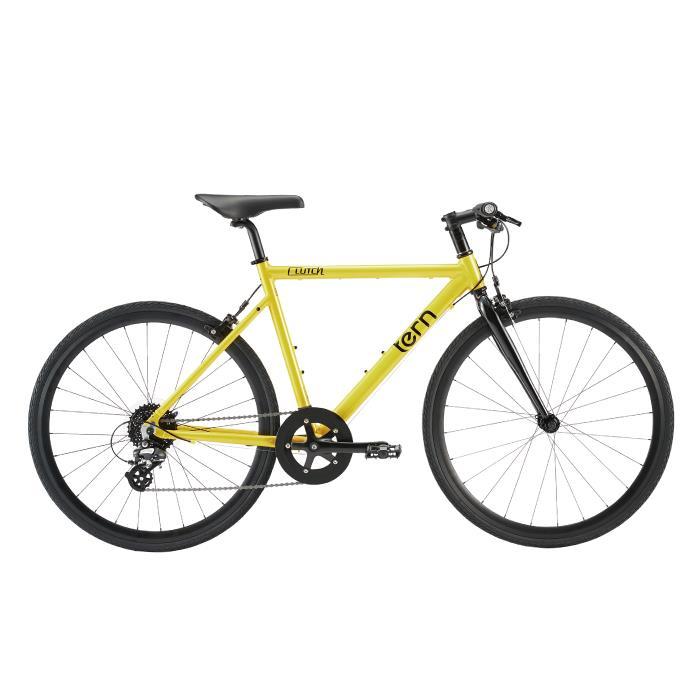 TERN (ターン) 2020モデル CLUTCH クラッチ 650C イエロー サイズ480 (155-165cm) クロスバイク