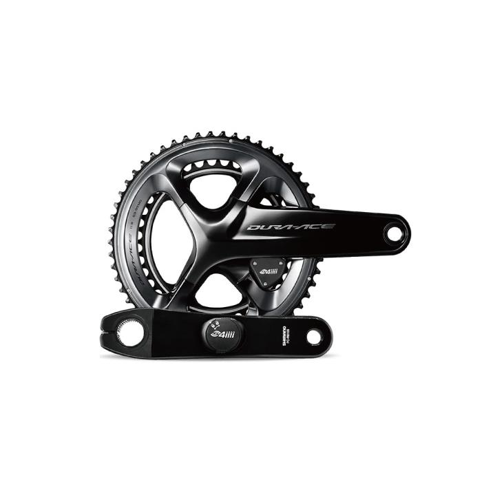 4iiii(フォーアイ) PRECISION PRO DURA-ACE R9100 172.5mm 53-39T パワーメーター付クランクセット