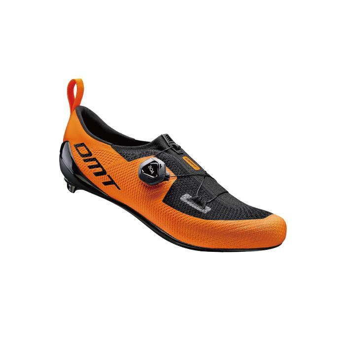 DMT (ディーエムティー) KT1 オレンジ/ブラック サイズ42.5(27.3cm) トライアスロン用 ビンディングシューズ
