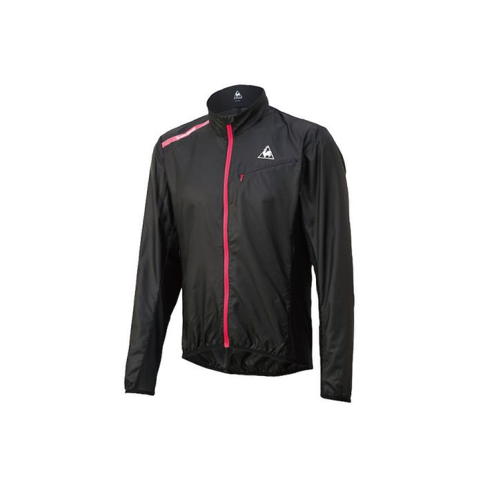 le coq sportif(ルコックスポルティフ) クリアジャケット ブラック サイズS メンズ