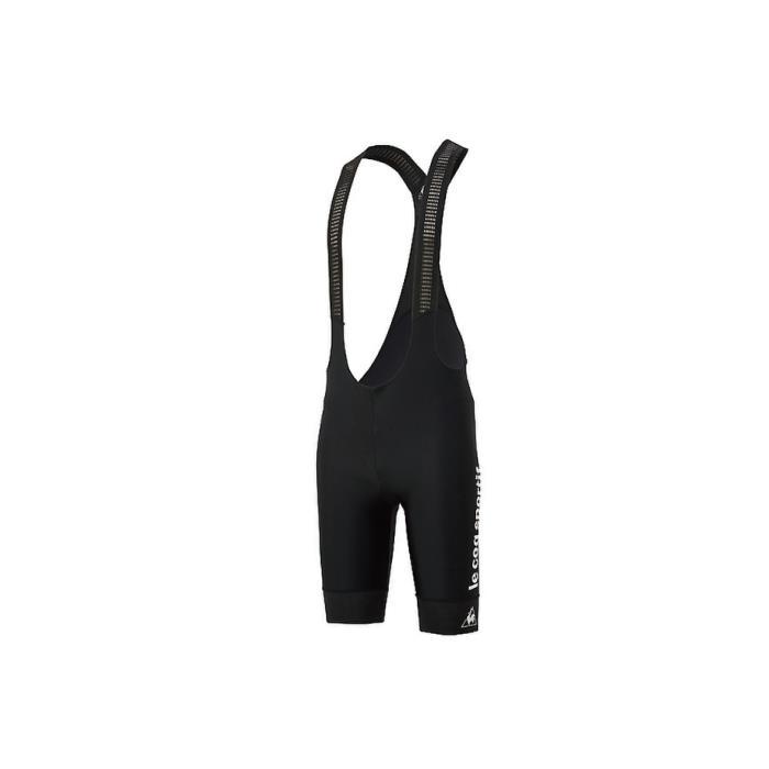 le coq sportif(ルコックスポルティフ) ビブパンツ ブラック サイズM メンズ
