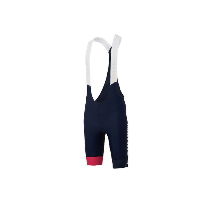 le coq sportif(ルコックスポルティフ) ビブパンツ ネイビー サイズM メンズ