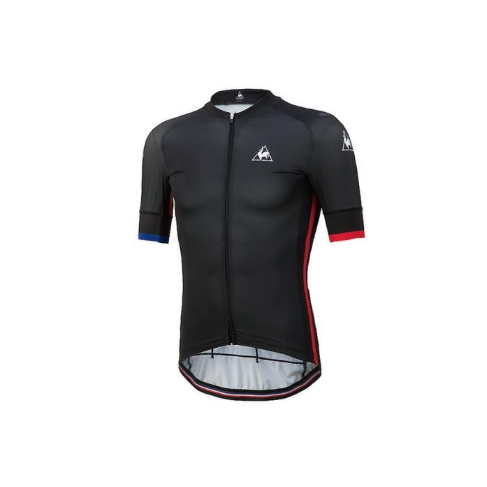 le coq sportif(ルコックスポルティフ) 3Dジャージ 2.0 ブラック サイズL メンズ