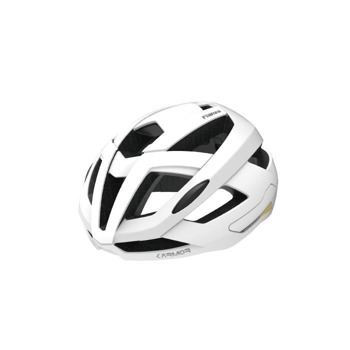 Karmor(カーマー) FIANZA フィアンザ ホワイト サイズL(59-60cm) ヘルメット