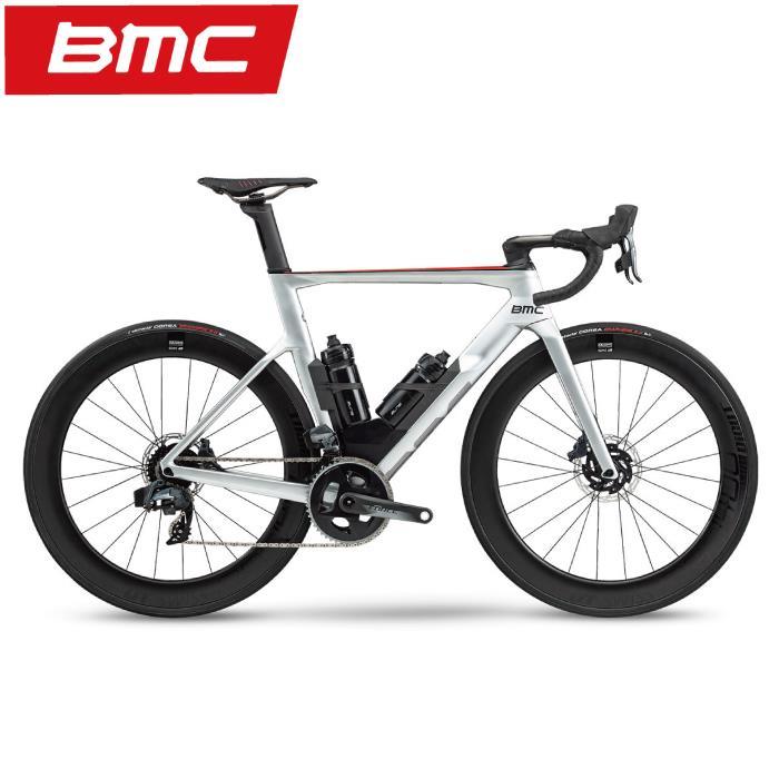 BMC (ビーエムシー) 2020モデル TMR 01 THREE Force シルバーメタリック サイズ54(175-180cm) ロードバイク