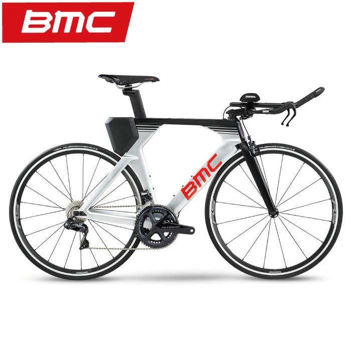 BMC (ビーエムシー) 2020モデル Timemachine 02 ONE R8050 シルバー S(170-175cm) ロードバイク