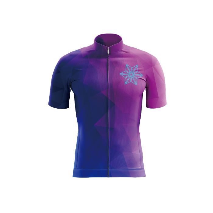 supacaz (スパカズ) Nalini Prizmatik Galaxy Jersey サイズL サイクリングジャージ