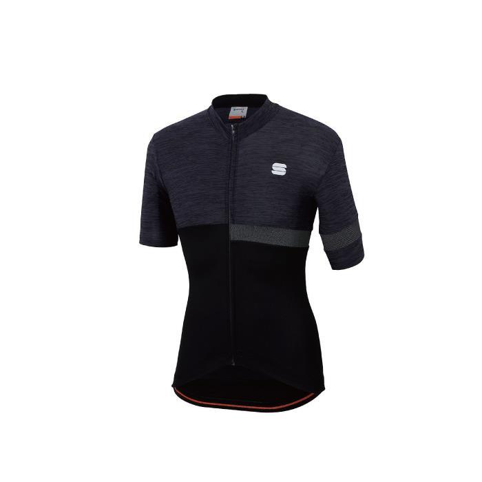 Sportful (スポーツフル) GIARA ブラック/ブラック サイズL サイクリングジャージ
