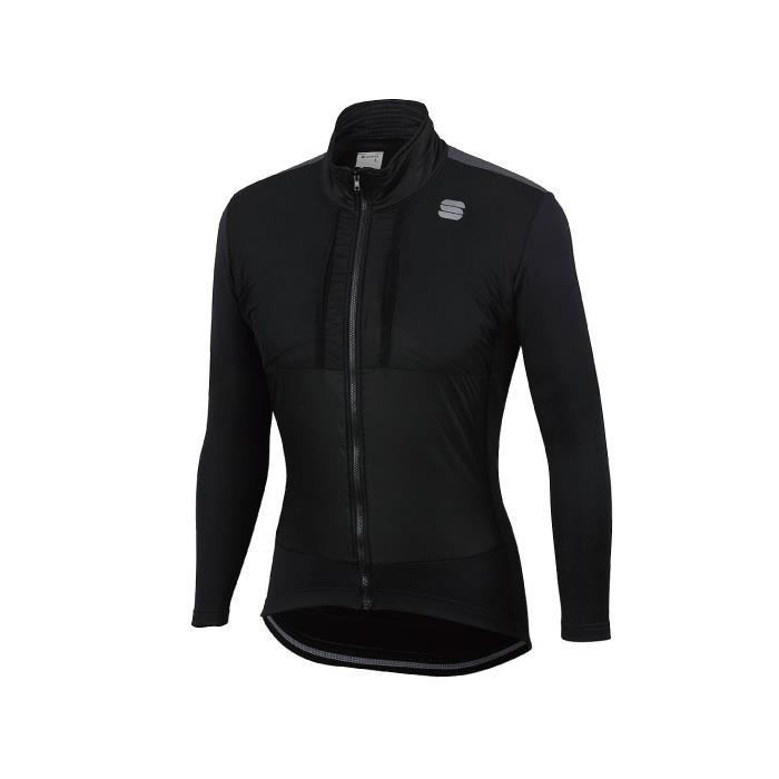 Sportful (スポーツフル) SUPERGIARA ブラック/アンスラサイト サイズXL サイクリングジャケット