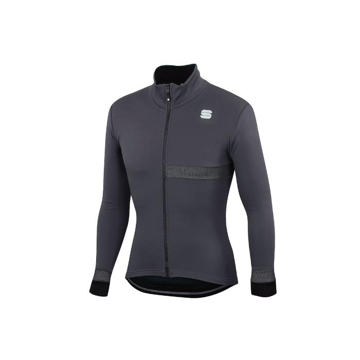 Sportful (スポーツフル) GIARA SOFTSHELL アンスラサイト サイズL サイクリングジャケット