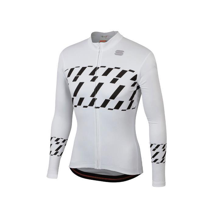 Sportful (スポーツフル) TEC-TRIX ホワイト/ブラック サイズL サイクリングジャージ