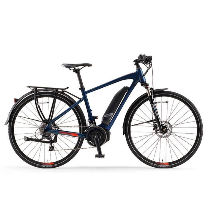YAMAHA(ヤマハ) 2020 YPJ-TC マットダークブルー サイズS(154cm-) 電動アシスト自転車