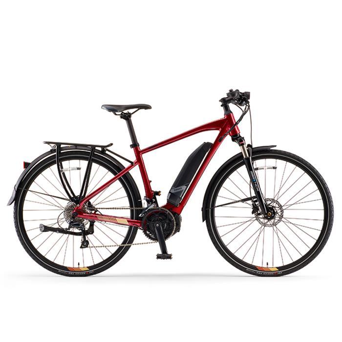 YAMAHA(ヤマハ) 2020 YPJ-TC ダークメタリックレッド サイズS(154cm-) 電動アシスト自転車