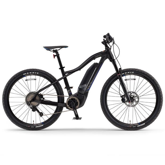 YAMAHA(ヤマハ) 2020 YPJ-XC マットブラック2 サイズL(178cm-) 電動アシスト自転車