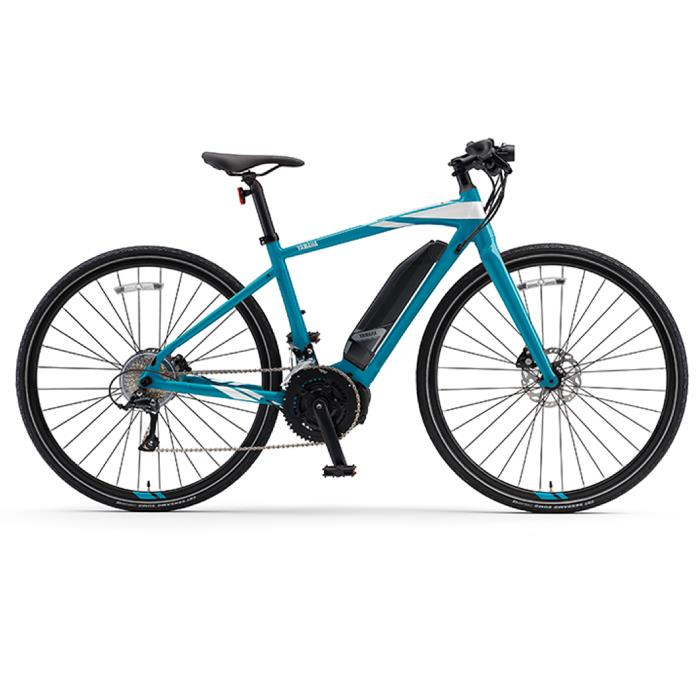 YAMAHA(ヤマハ) 2020 YPJ-EC アクアシアン サイズM(165cm-) 電動アシスト自転車