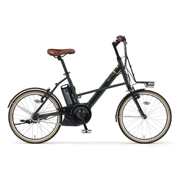 YAMAHA(ヤマハ) 2020 20型 PAS CITY-X マットダークグリーン2(153cm-) 電動アシスト自転車