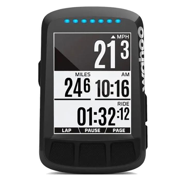 Wahoo(ワフー) ELEMNT BOLT ステルス ブラック GPS サイクルコンピューター
