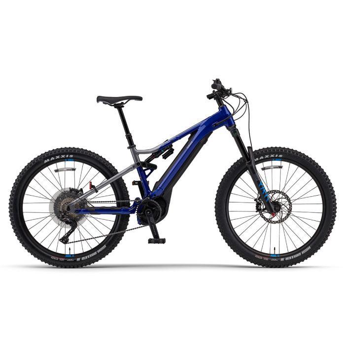 【★超目玉】 YAMAHA(ヤマハ) YPJ-MT Pro ポディウムブルー ニッケル サイズS 電動アシスト自転車, ツルガシマシ b44ba30a