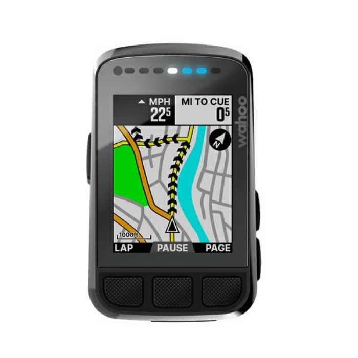 Wahoo ワフー ELEMNT 春の新作続々 BOLT WFCC5 美品 エレメントボルト GPSサイクルコンピューター単体