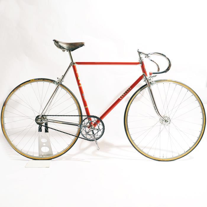 ロードバイク ロードバイク チネリ VINTAGE PIST 60'S CINELLI 中古