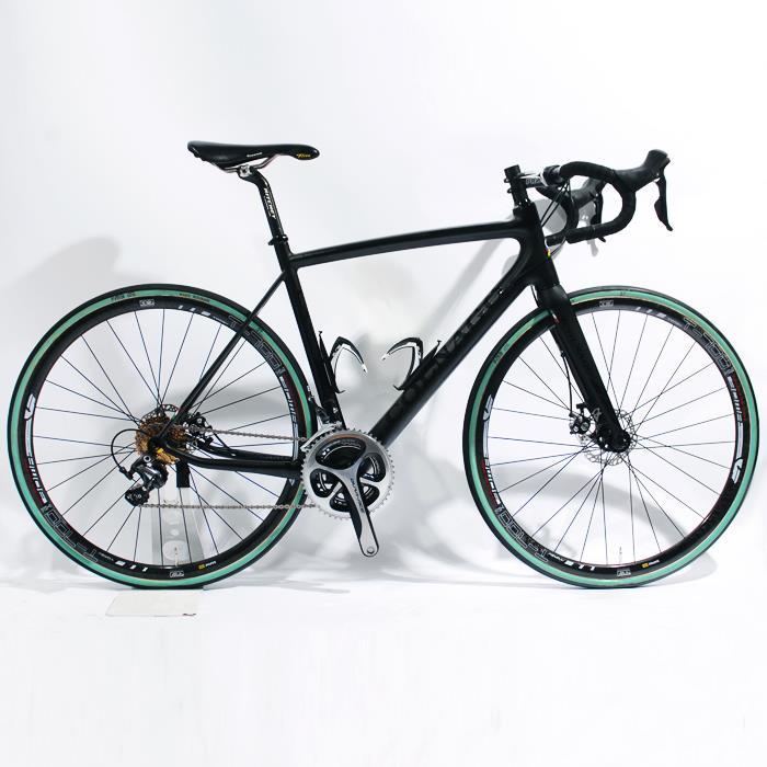 【中古】 COLNAGO (コルナゴ) 2014モデル CX-ZERO DISC ULTEGRA アルテグラ 6800 11S サイズ520S(171-176cm) 完成車 【自転車】【ロードバイク】