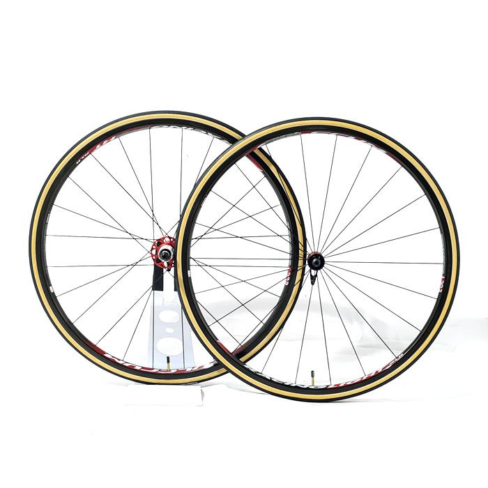 【中古】FULCRUM (フルクラム)RACING LIGHT XLR レーシング ライト チューブラー シマノ用11S ホイールセット 【自転車】