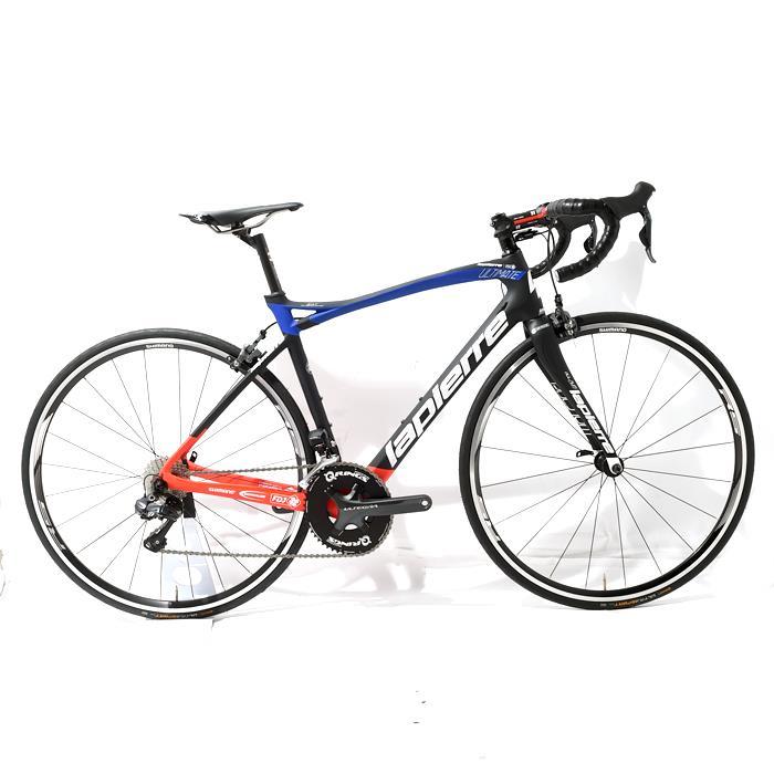 【中古】LAPIERRE (ラピエール)2016モデル PULSIUM Ultimate パルシウム アルチメイト Di2 ULTEGRA 6870 サイズ49(170-175cm) 完成車 【自転車】