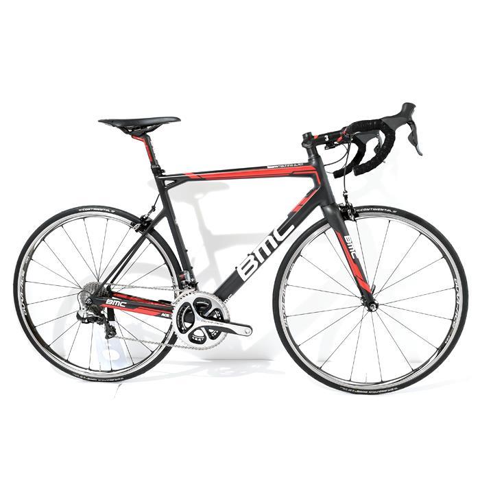 【中古】BMC (ビーエムシー)2015モデル SLR01 DURA-ACE 9070 Di2 サイズ56(177.5-182.5cm) 【ロードバイク】