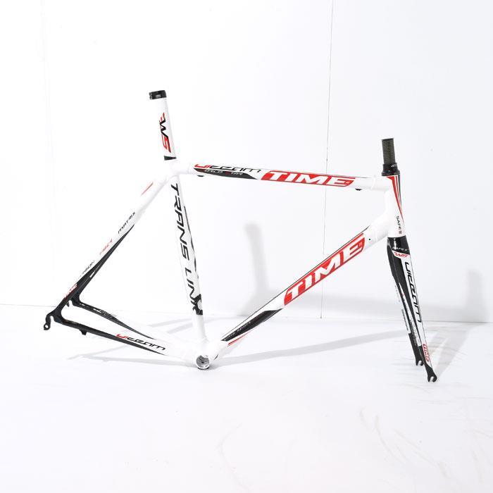 【中古】TIME (タイム)2009年モデル VXRS Ulteam World Star サイズM (177.5-182.5cm) フレームセット【自転車】