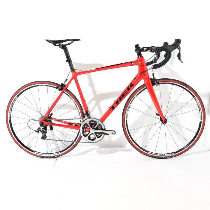 【中古】TREK (トレック)2015モデル Emonda エモンダ SL 6 DURA-ACE 9000 11S サイズ56 (177.5cm-182.5cm) 完成車【自転車】